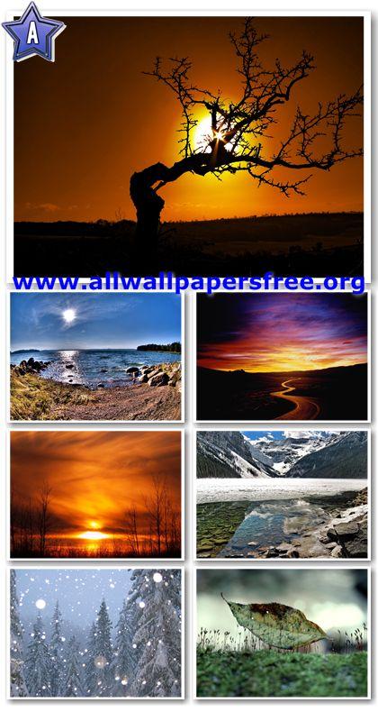 40 Stunning Nature HD Wallpapers 1920 X 1440 [Set 4]