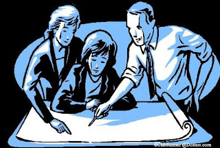 "Kepemimpinan adalah proses memengaruhi atau memberi contoh oleh pemimpin kepada pengikutnya dalam upaya mencapai tujuan organisasi.[1] Cara alamiah mempelajari kepemimpinan adalah ""melakukannya dalam kerja"" dengan praktik seperti pemagangan pada seorang seniman ahli, pengrajin, atau praktisi.[2] Dalam hubungan ini sang ahli diharapkan sebagai bagian dari peranya memberikan pengajaran/instruksi.[2]  Kebanyakan orang masih cenderung mengatakan bahwa pemimipin yang efektif mempunyai sifat atau ciri-ciri tertentu yang sangat penting misalnya, kharisma, pandangan ke depan, daya persuasi, dan intensitas.[3] Dan memang, apabila kita berpikir tentang pemimpin yang heroik seperti Napoleon, Washington, Lincoln, Churcill, Sukarno, Jenderal Sudirman, dan sebagainya kita harus mengakui bahwa sifat-sifat seperti itu melekat pada diri mereka dan telah mereka manfaatkan untuk mencapai tujuan yang mereka inginkan."