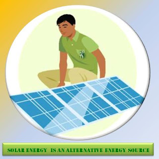 Solar Energy: An Alternative Energy Source, by wobuilt