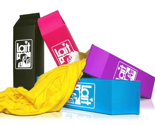 Ben Mckenna Design Context T Shirts Packaging