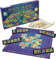 Math Magic - Math Board Game