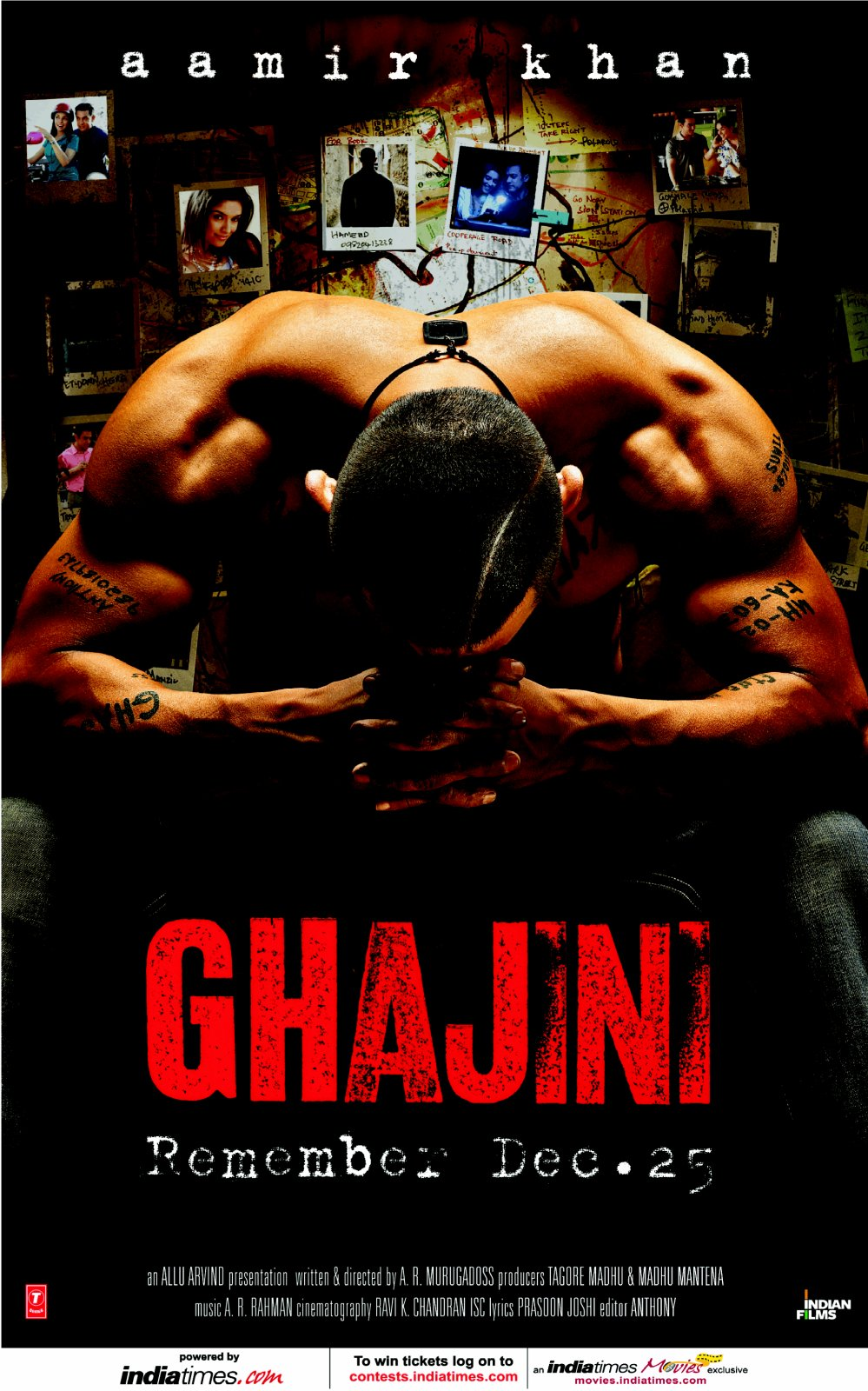 Extreme [ Humans + Creativities + Secrets ]: Most Creative Posters of Bollywood Hindi movies