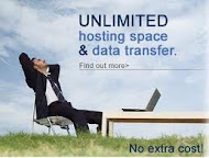 Unlimited Space and Bandwidth Web hosting