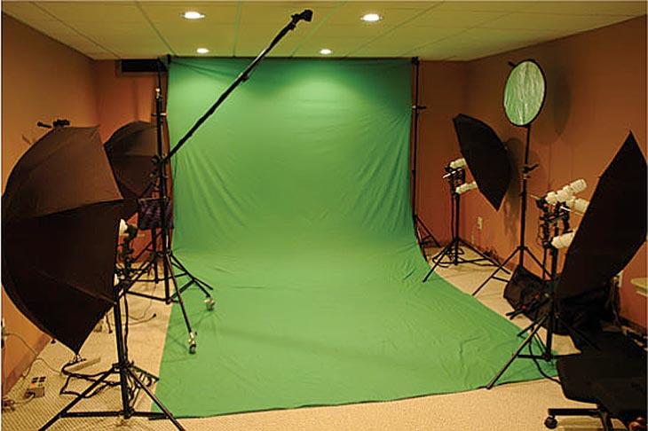 Как сделать хромакей для фото 958