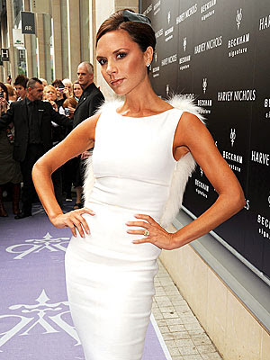 Victoria Beckham, Restoration Body Shape Strict Diet-5