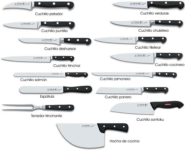 La cocina 23017 el cuchillo del chef for Elementos de cocina para chef