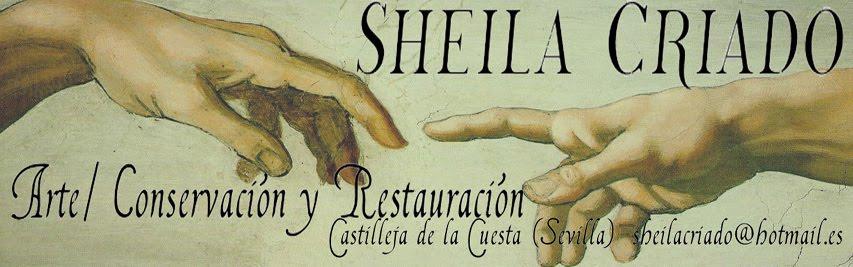 Sheila Criado Arte/Restauracion y Conseracion