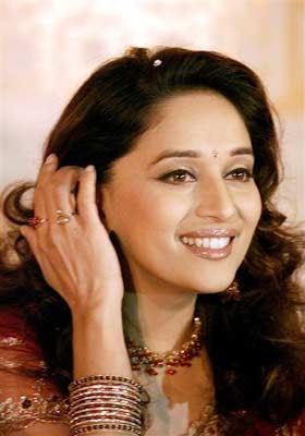 Major International Brand has approached Madhuri Dixit in Unforgettables tour