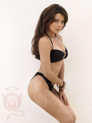Minissha Lamba for Maxim India - Bollywood Star Photo Gallery