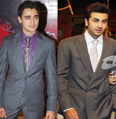 Filmfare Awards Host - Ranbir Kapoor and Imran Khan