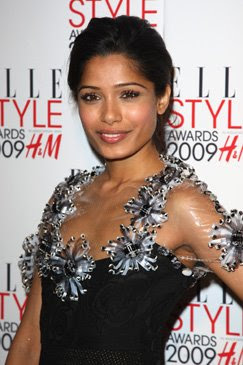 Hollywood Actress Freida Pinto seems to have become hot property