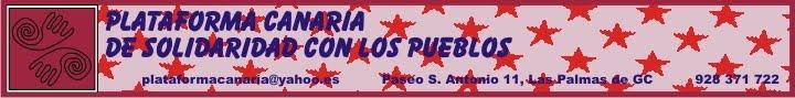 Plataforma Canaria de Solidaridad