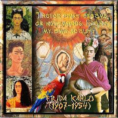FRIDA KAHLO- 1907/54