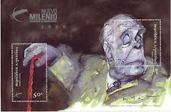 Alguna vez, habrá tenido la certeza que su rostro aparecería en un sello ?