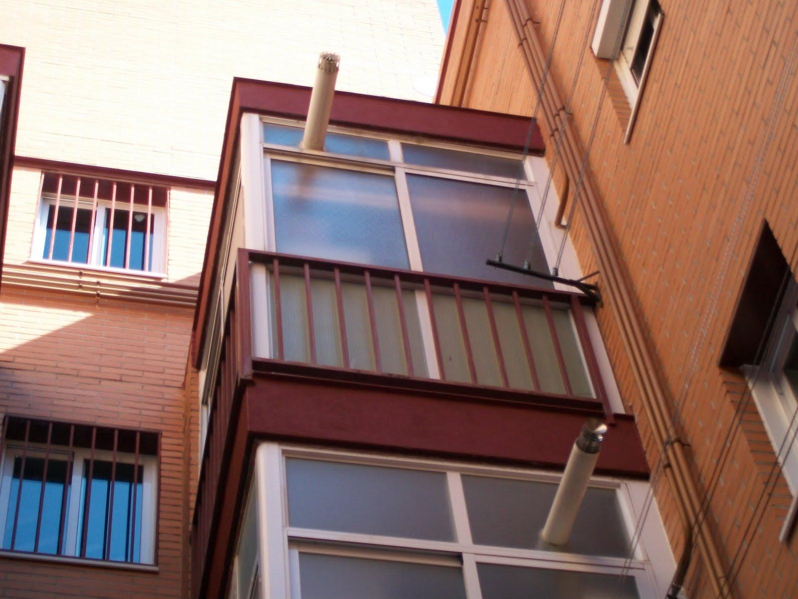 Pintar patios tendederos fachadas terrazas y cornisas - Fachadas para terrazas ...