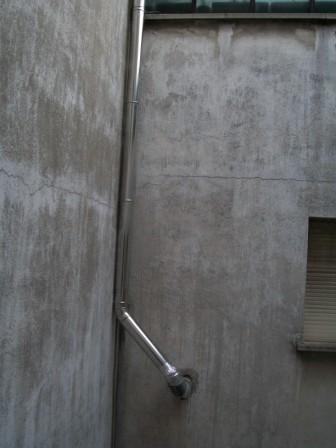 Tubos de chimenea instalar tubos y conductos chimeneas - Tubos de acero inoxidable para chimeneas ...