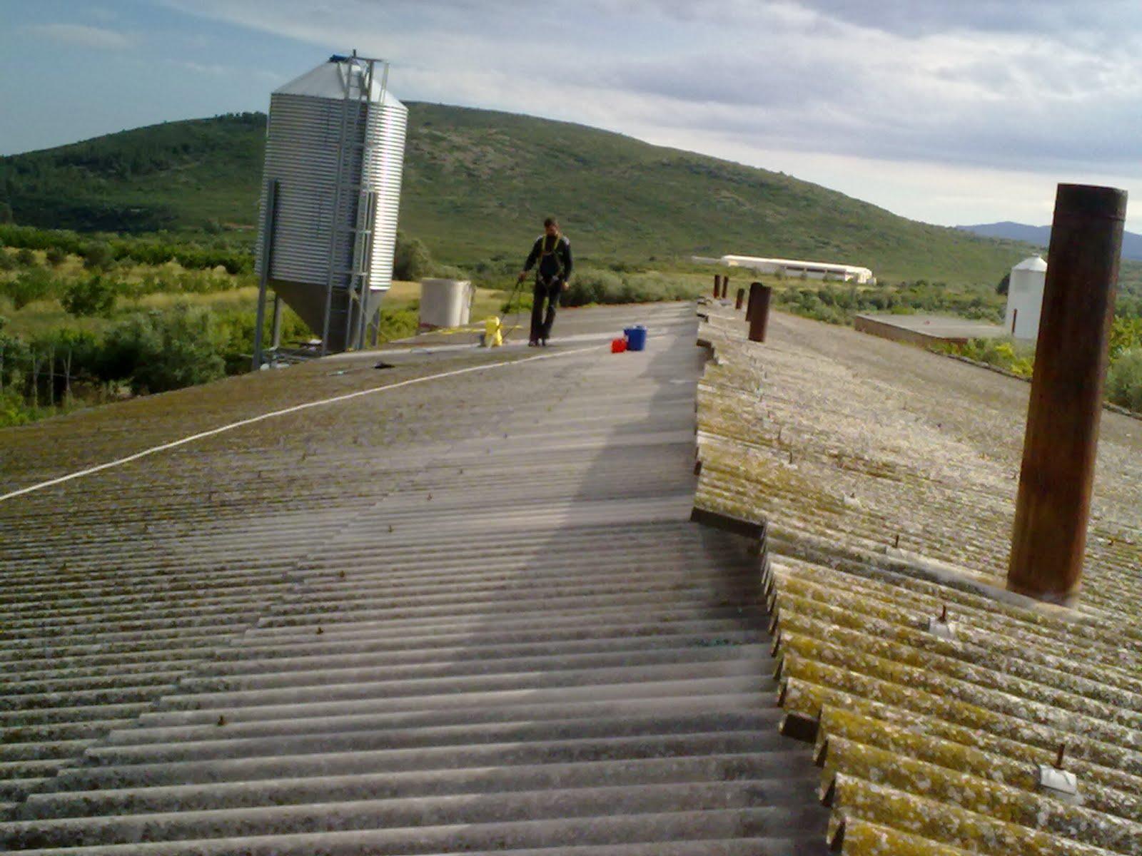 Uralitas sustituir uralita avisos 644 34 87 47 y madrid 91 for Tejados prefabricados