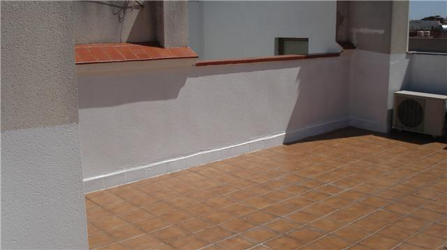 Impermeabilizar el suelo de la terraza fotos de for Poner suelo terraza exterior