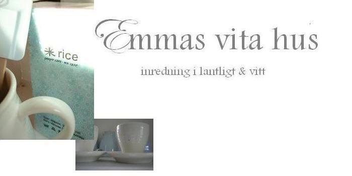 Emmas vita hus