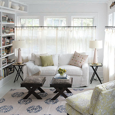 Site Blogspot  Cheap Living Room Rugs on Tables Love The White Walls Tall Pink Lamps Patterned Blue Rug