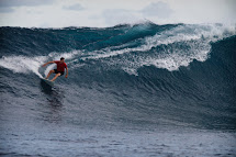 Sky Dayton' Surfing In Indonesia