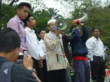Demontrasi Isu Palestin