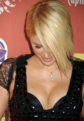 Paris Hilton Boobs See By Herself Pictures Galleries