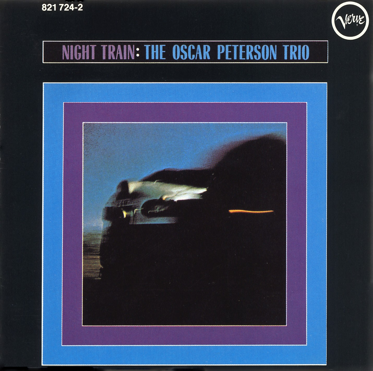 The Oscar Peterson Trio Night Train Vol. 4