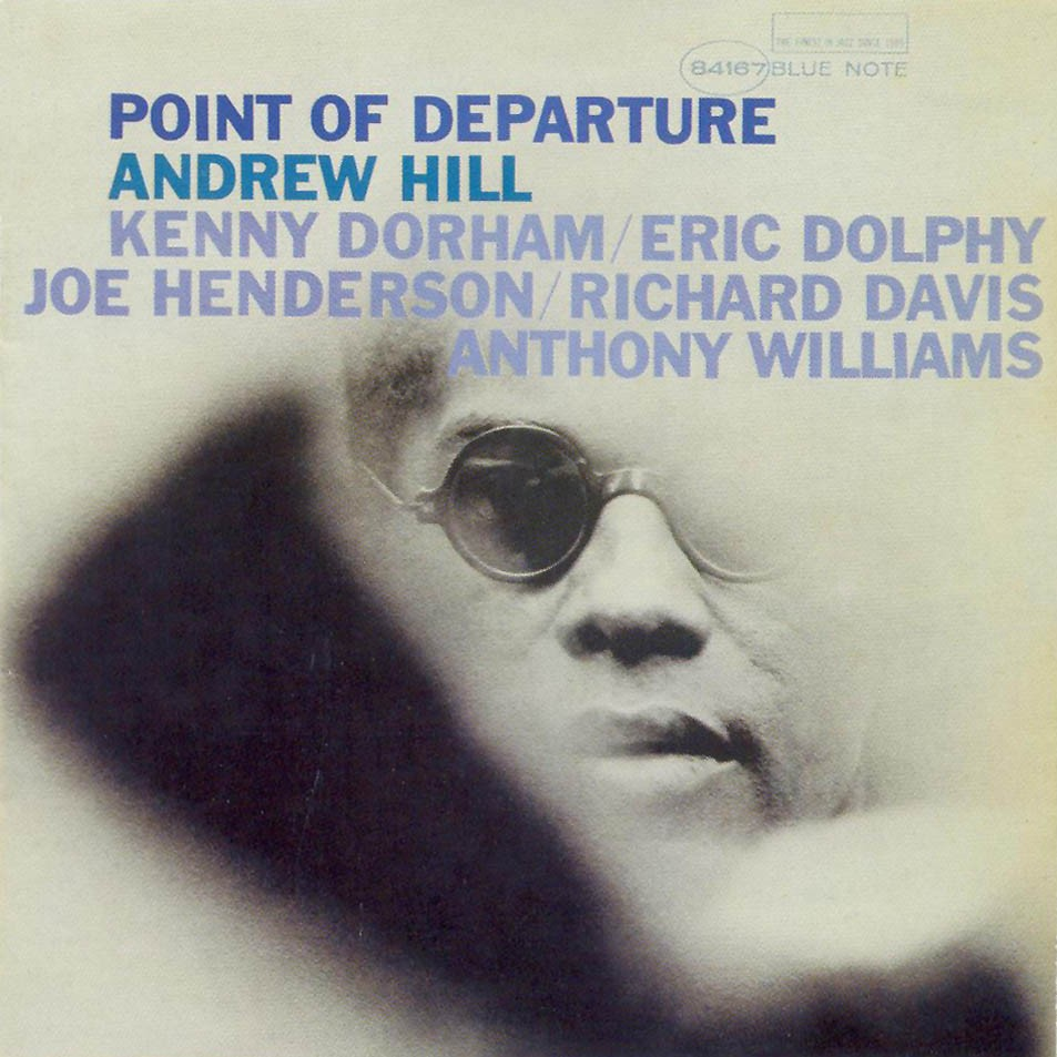 andrew hill - point of departure (sleeve art)