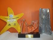 Troféus conquistados pelo Projeto Viva-Verde