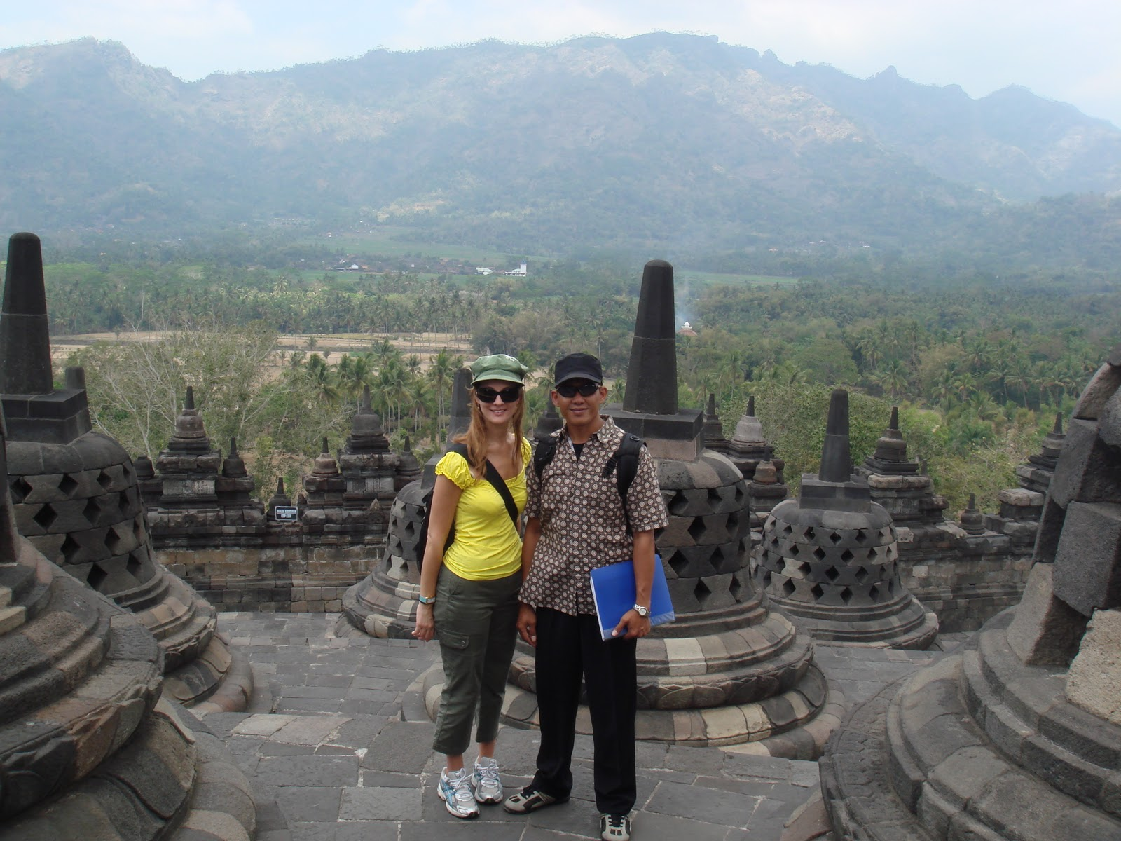 Trans Borobudur (car rental): October 2010