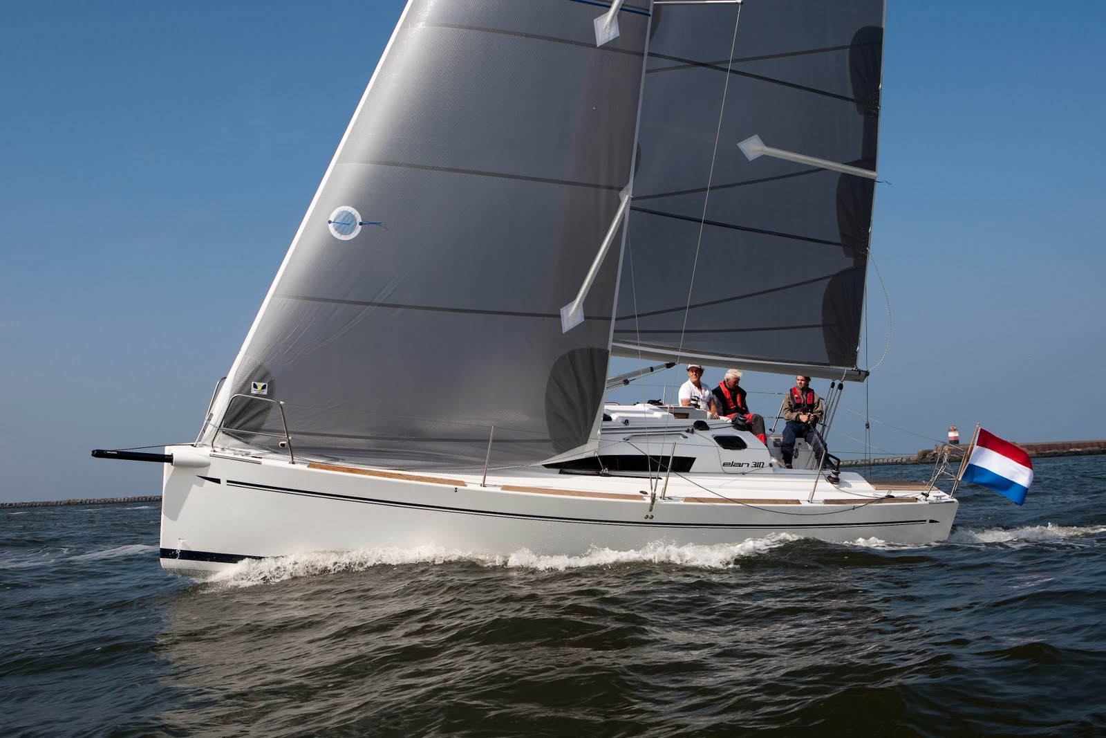 Elan 310 nominated as HISWA Yacht of the Year