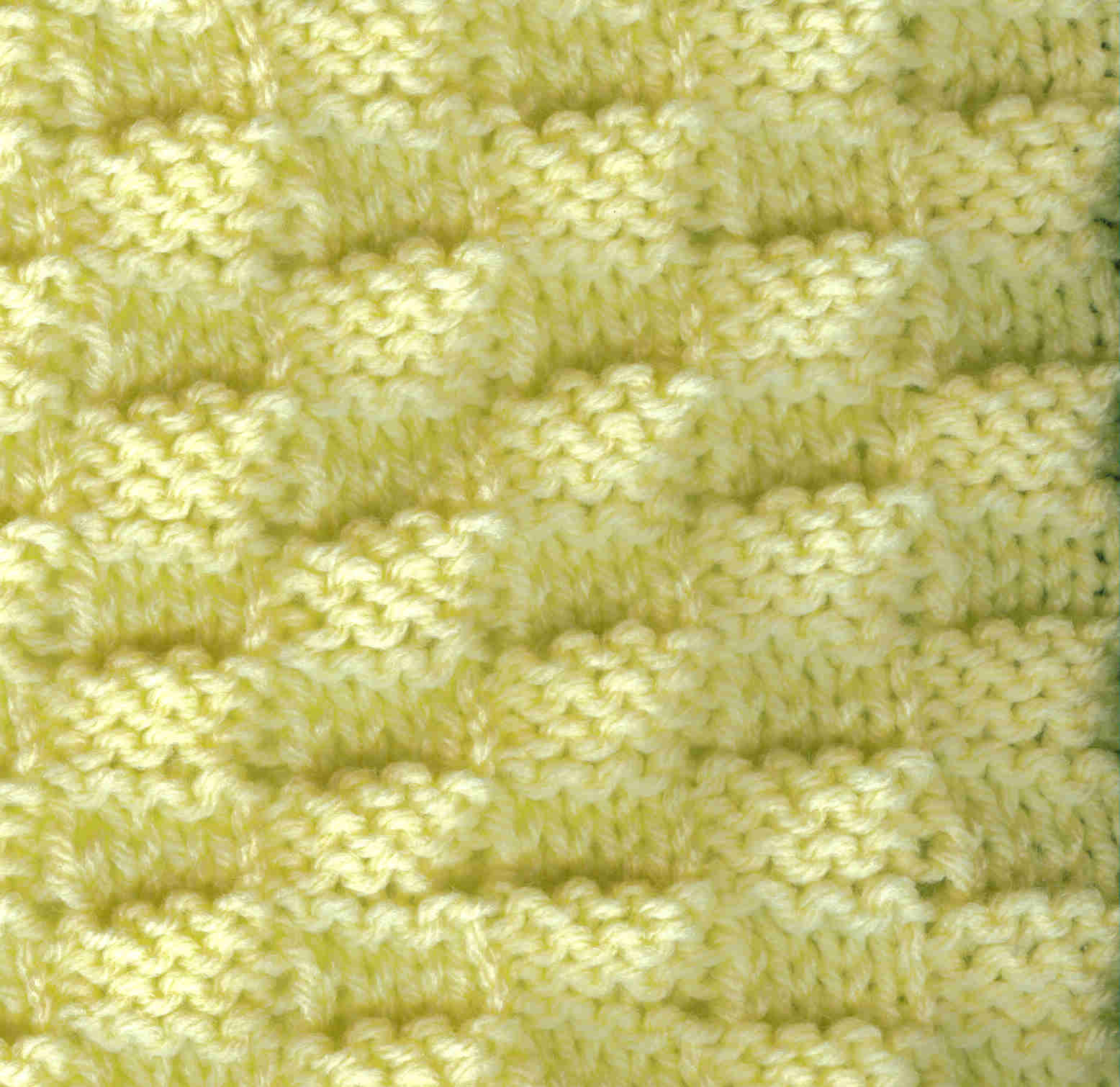jbarrett5: glossary and sample pictures of knit stitches