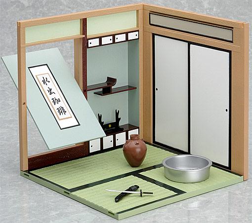 Maquetes do interior de uma casa japonesa  Its Kawaii