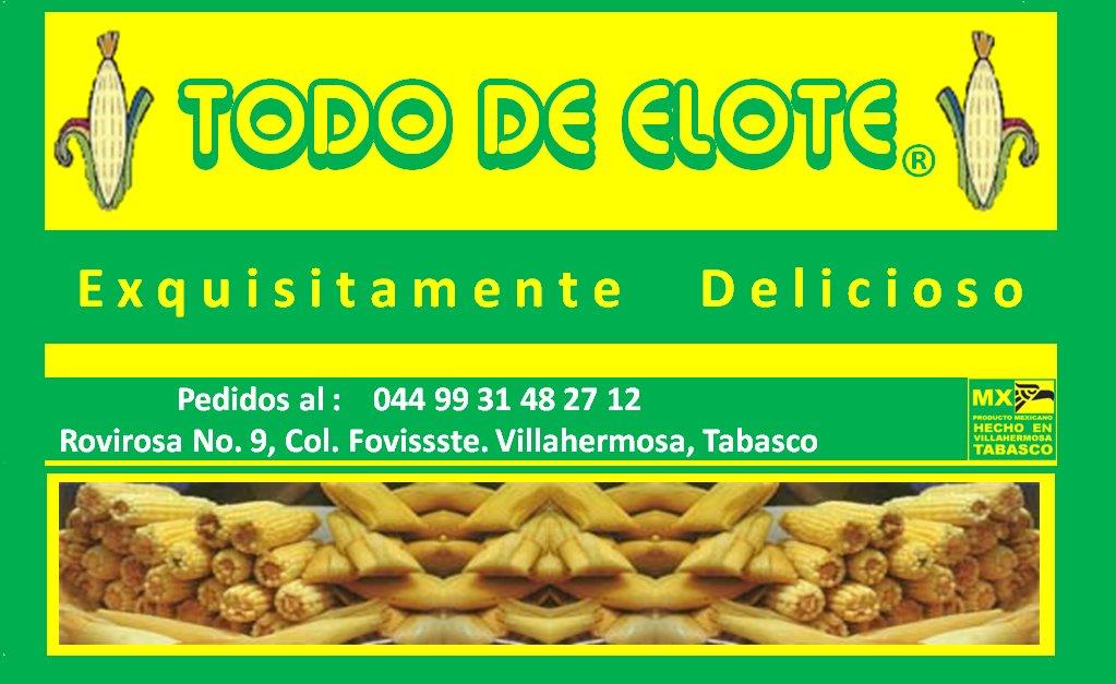 TODO DE ELOTE
