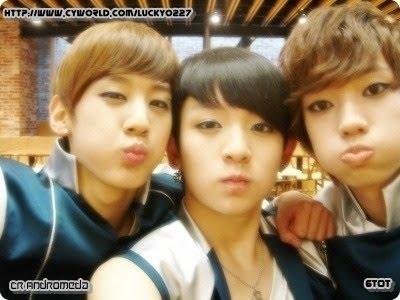 0006gs Infinite, Homme, Teen Top,