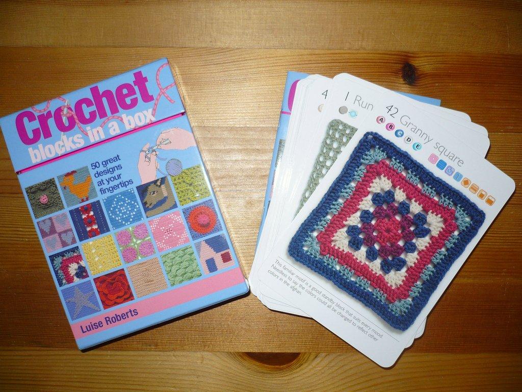 Crochet Patterns Quilt Blocks : Crochet Block Patterns Design Patterns