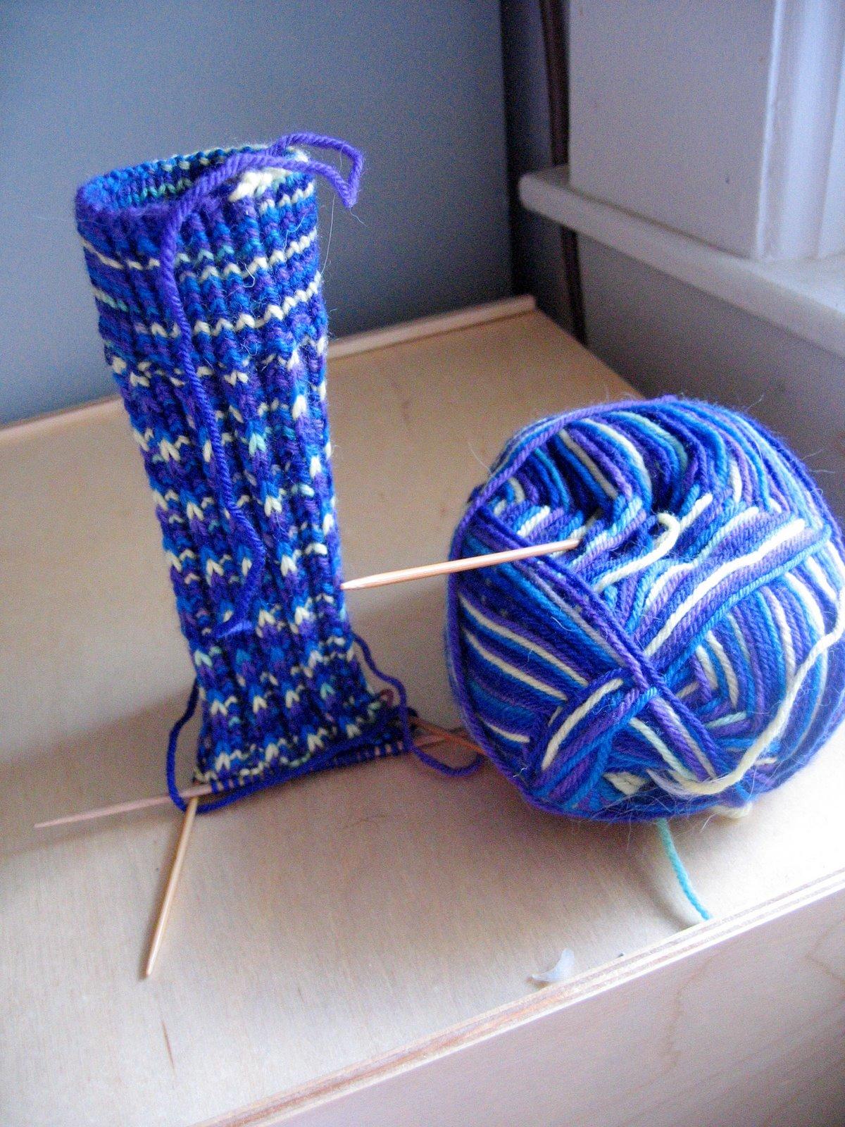 [Pansy+sock]
