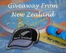Give Away From New Zealand