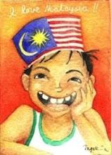 Proud Malaysian Blogger