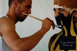 3º Classificado  - 1º Festival Bodypainting Portugal 2010