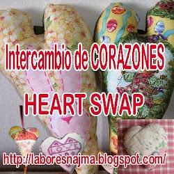 INTERCAMBIO CORAZONES