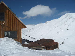 Treasure Mountain Hut