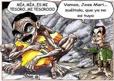 La Sombra de Aznar.