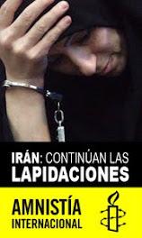 Siguen las lapidaciones en Irán...
