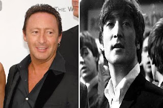 julian lennon and john lennon