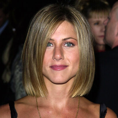 jennifer aniston bangs hair. Good Hair Thursday- Jennifer