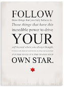 follow your own star