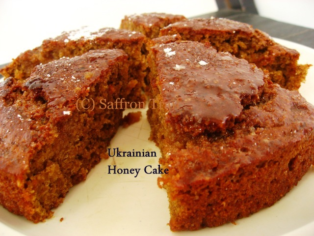 Ukrainian Honey Cake History
