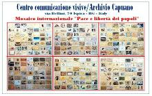 """Mosaico Internazionale """" Pace e libertà dei popoli """""""